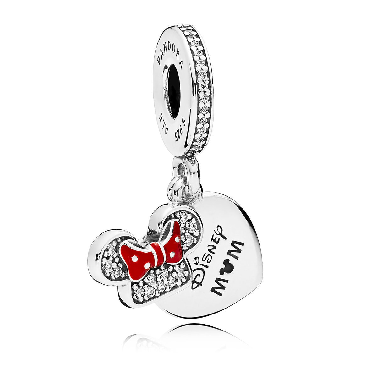 4b4a697ce Product Image of Minnie Mouse ''Disney Mom'' Charm by PANDORA ...