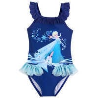 Image of Elsa Swimsuit for Kids - Frozen # 1
