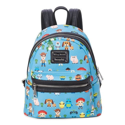 Toy Story 4 Mini Backpack By Loungefly Shopdisney