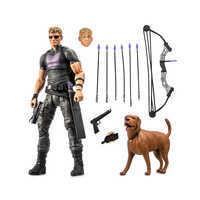 Image of Hawkeye Action Figure - Marvel Select - 7'' # 1