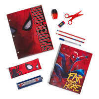 Image of Spider-Man: Far from Home Stationery Supply Kit # 1