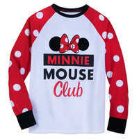 Image of Minnie Mouse PJ Set for Women # 2