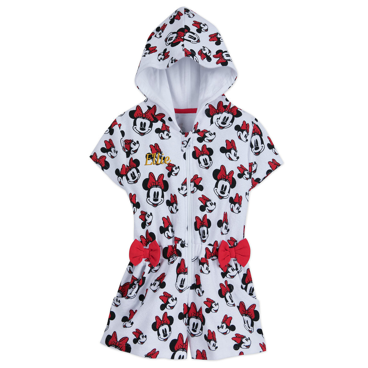 30cd18f37e Product Image of Minnie Mouse Swim Cover-Up for Girls - Personalizable # 1