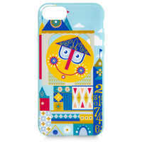 Image of Disney it's a small world Clock iPhone 8 Case # 1
