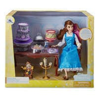 Image of Belle Classic Doll Dinner Party Play Set - Beauty and the Beast # 2