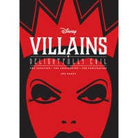 Image of Disney Villains: Delightfully Evil Book # 1