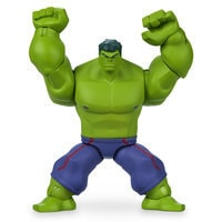 Image of Hulk Action Figure - Marvel Toybox # 2