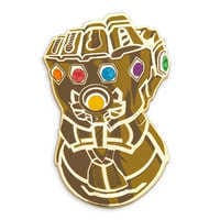 Image of Marvel Studios 10th Anniversary Limited Edition Pin Set # 3