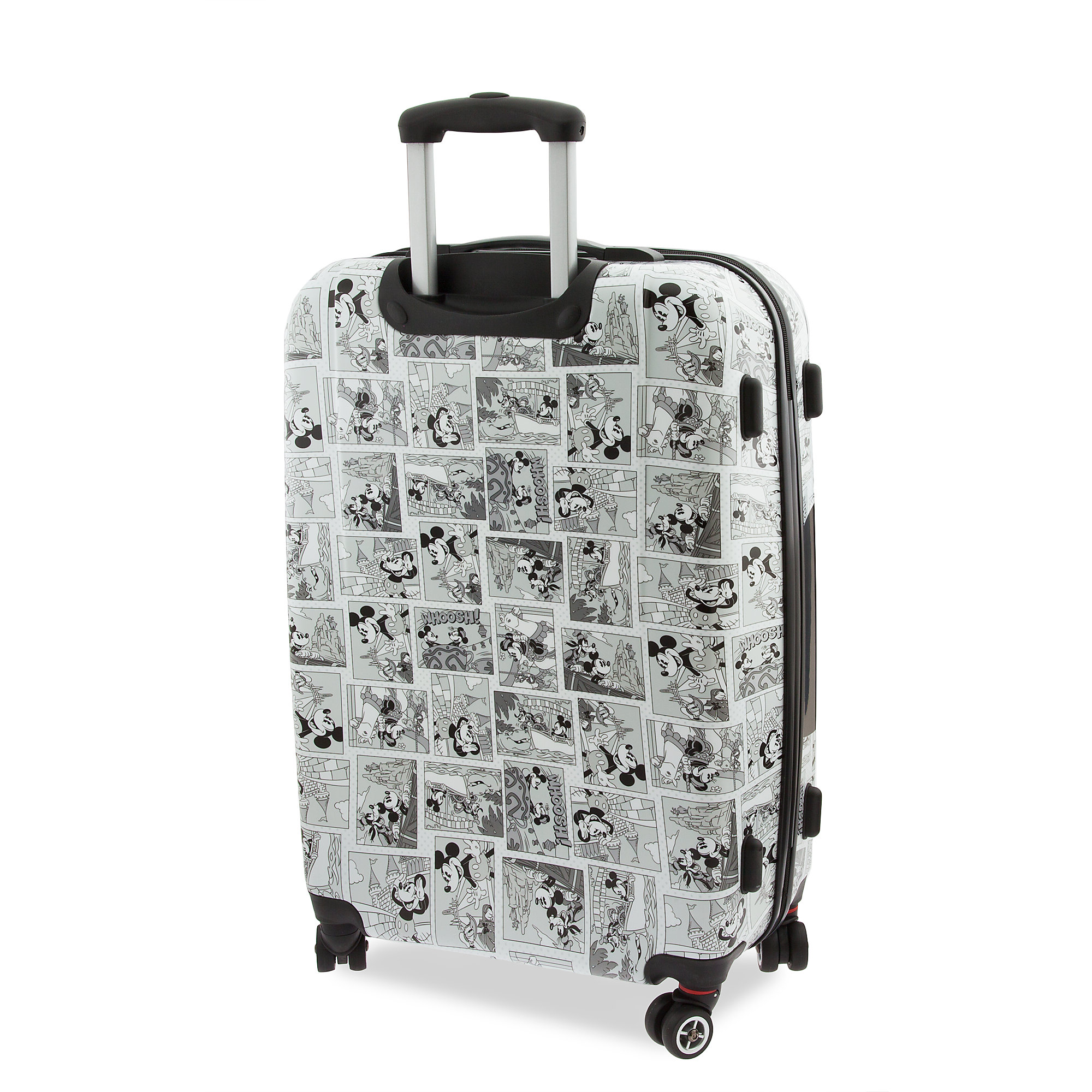 Mickey Mouse Comic Luggage - Large