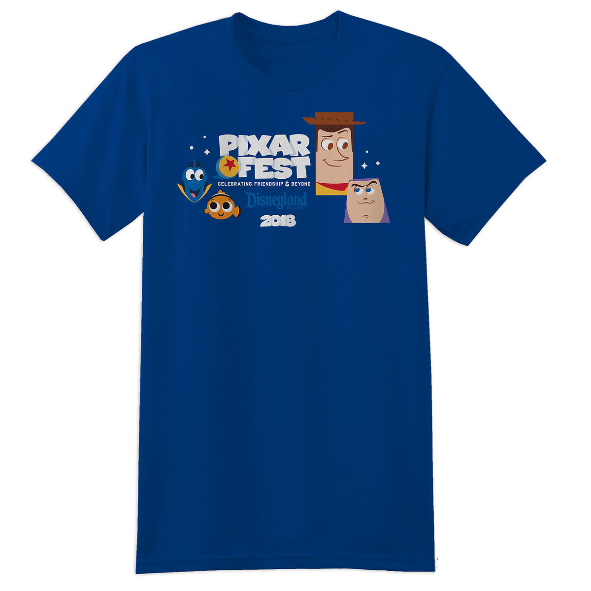 Product Image of PIXAR Fest 2018 T-Shirt for Kids - Disneyland - Limited Release # 1