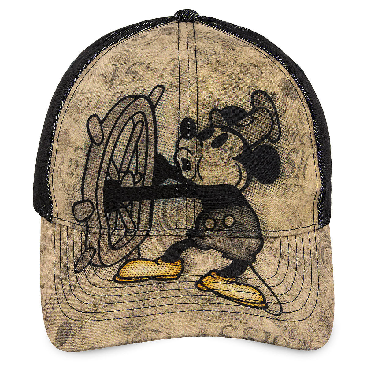 b10c398142e Product Image of Mickey Mouse Steamboat Willie Baseball Cap for Adults -  Walt Disney World