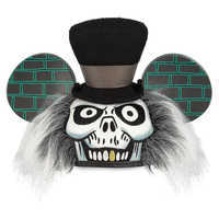 Image of Hatbox Ghost Ear Hat - The Haunted Mansion # 1