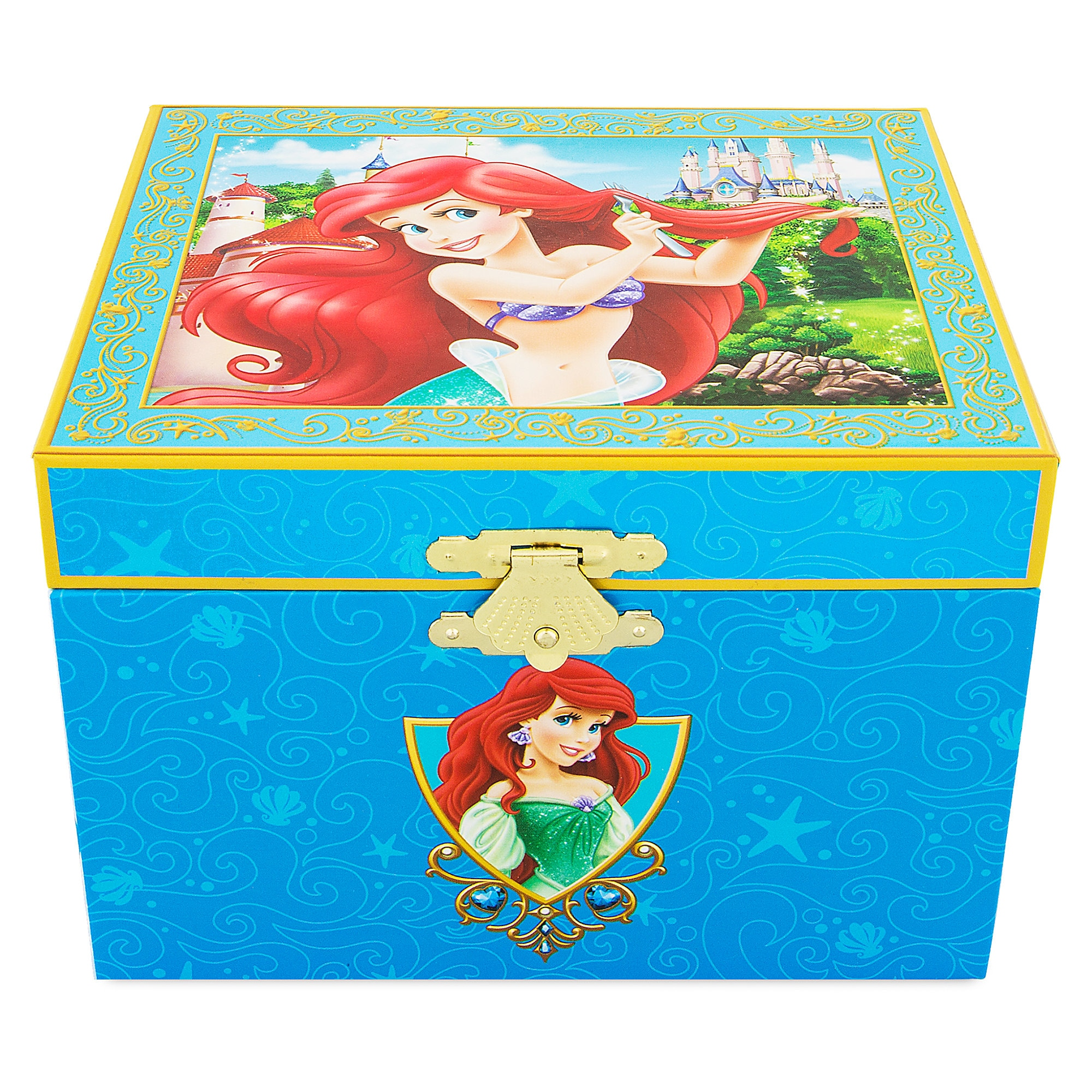 Ariel Musical Jewelry Box The Little Mermaid shopDisney