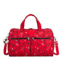 Image of Mickey Mouse Sketch Art Duffle Bag by Kipling # 1