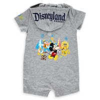 Image of Mickey Mouse and Friends Romper for Baby - Disneyland 2019 # 2