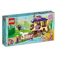 Image of Rapunzel Travel Caravan Playset by LEGO - Tangled: The Series # 6
