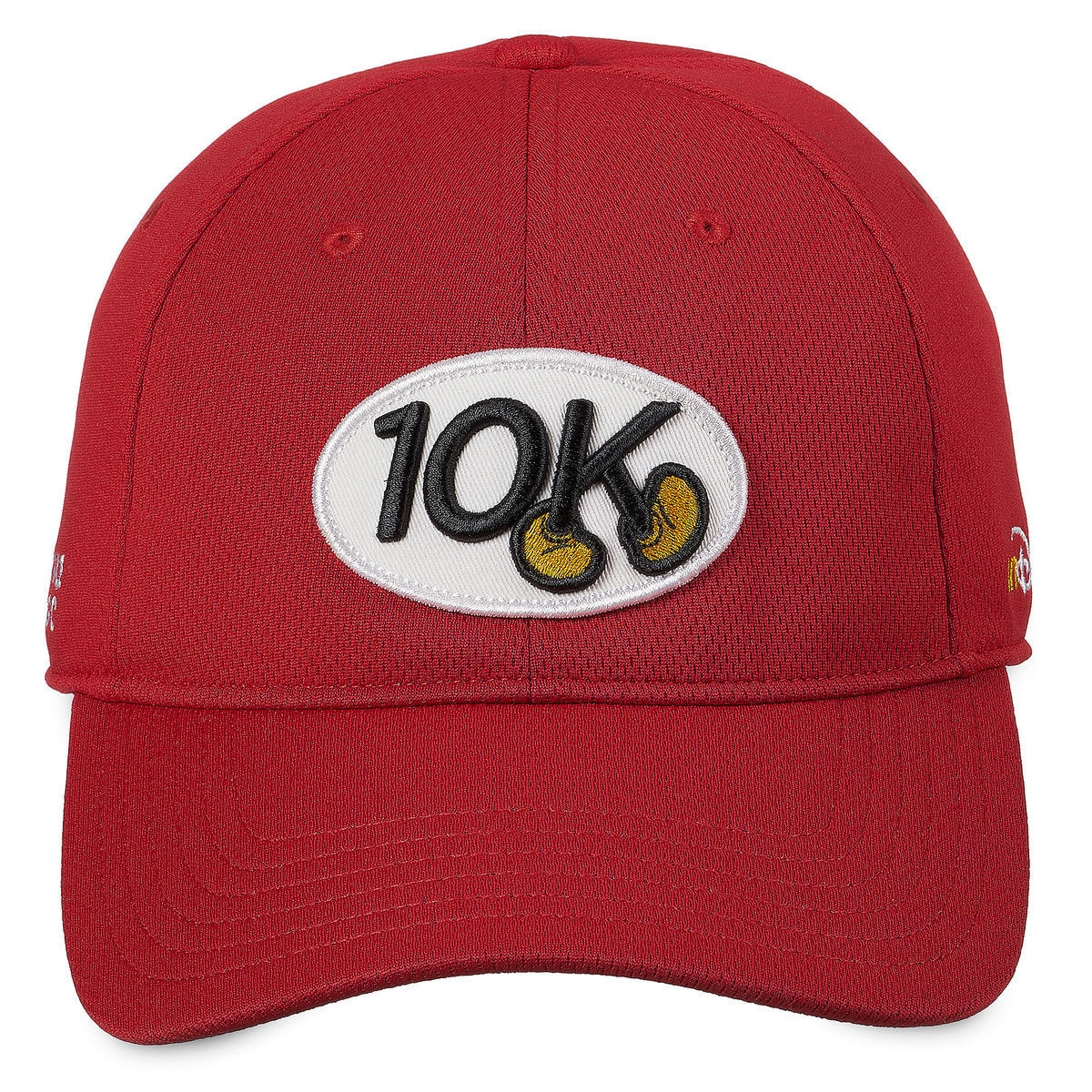 Product Image of Mickey Mouse runDisney Baseball Cap for Adults - 10K - Red    1 a67a635151e