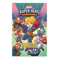 Image of Captain Marvel - Marvel Super Hero Adventures Comic Book # 1