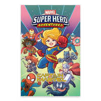 Image of Captain Marvel - Marvel Super Hero Adventures Comic Book # 1