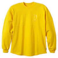 Image of Disneyland Spirit Jersey for Adults - Dapper Yellow # 1