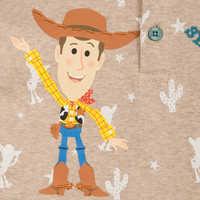 Image of Woody Long Sleeve Bodysuit for Baby # 3