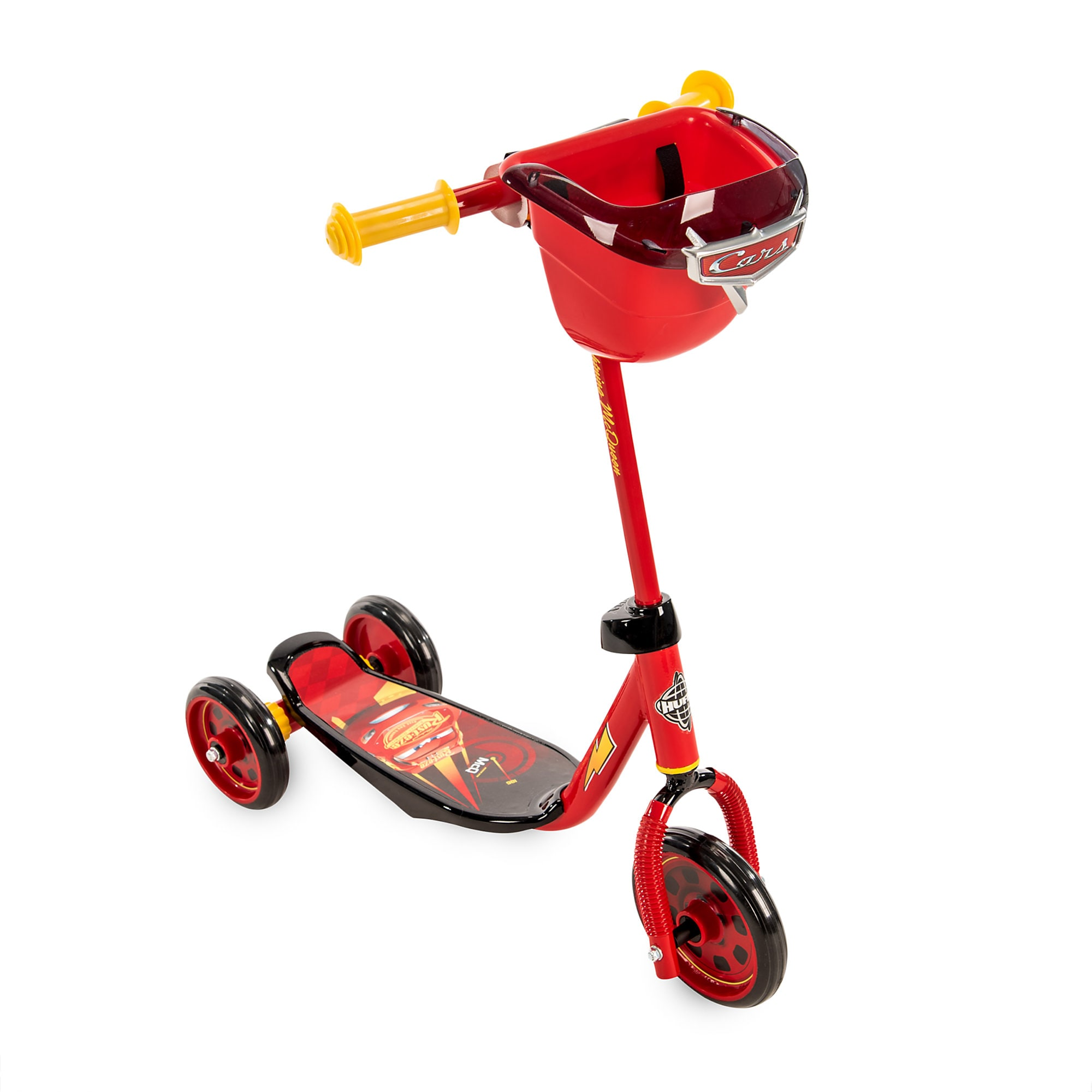 Lightning McQueen Scooter by Huffy - Cars 3
