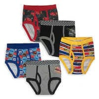 Image of Cars Underwear Set for Boys - 5-Pk # 1