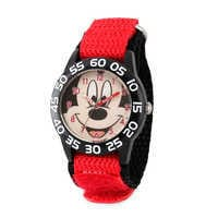 Image of Mickey Mouse Time Teacher Watch - Kids # 1