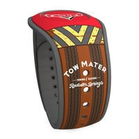 Image of Lightning McQueen and Tow Mater MagicBand 2 # 2