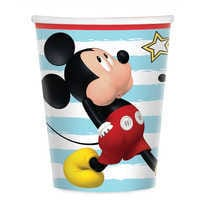 Image of Mickey Mouse On the Go Paper Cups # 1