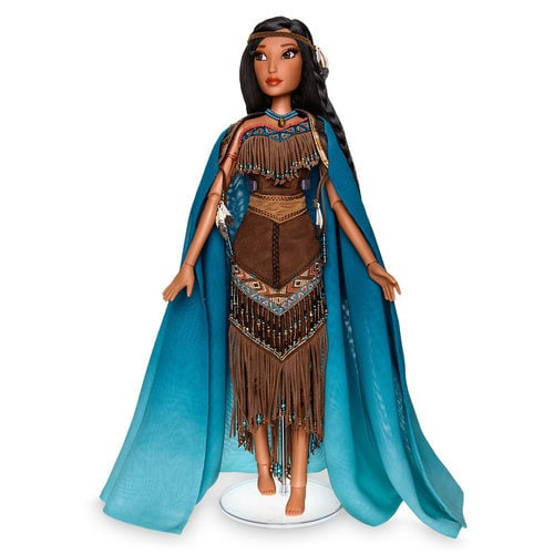 Pocahontas Limited Edition Doll ? 16''