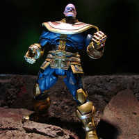 Image of Thanos Action Figure by Marvel Select - 7'' # 10