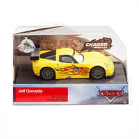 Image of Jeff Gorvette Die Cast Car - Chaser Series - Cars 3 # 3