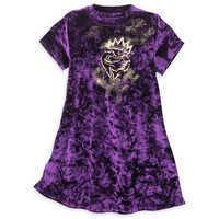 Image of Descendants Velvet Dress for Girls # 1