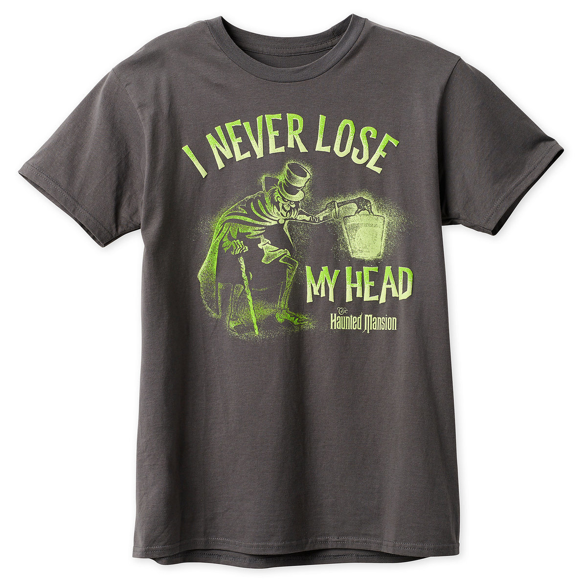 a45ec0bb Product Image of Hatbox Ghost T-Shirt for Adults - The Haunted Mansion # 1