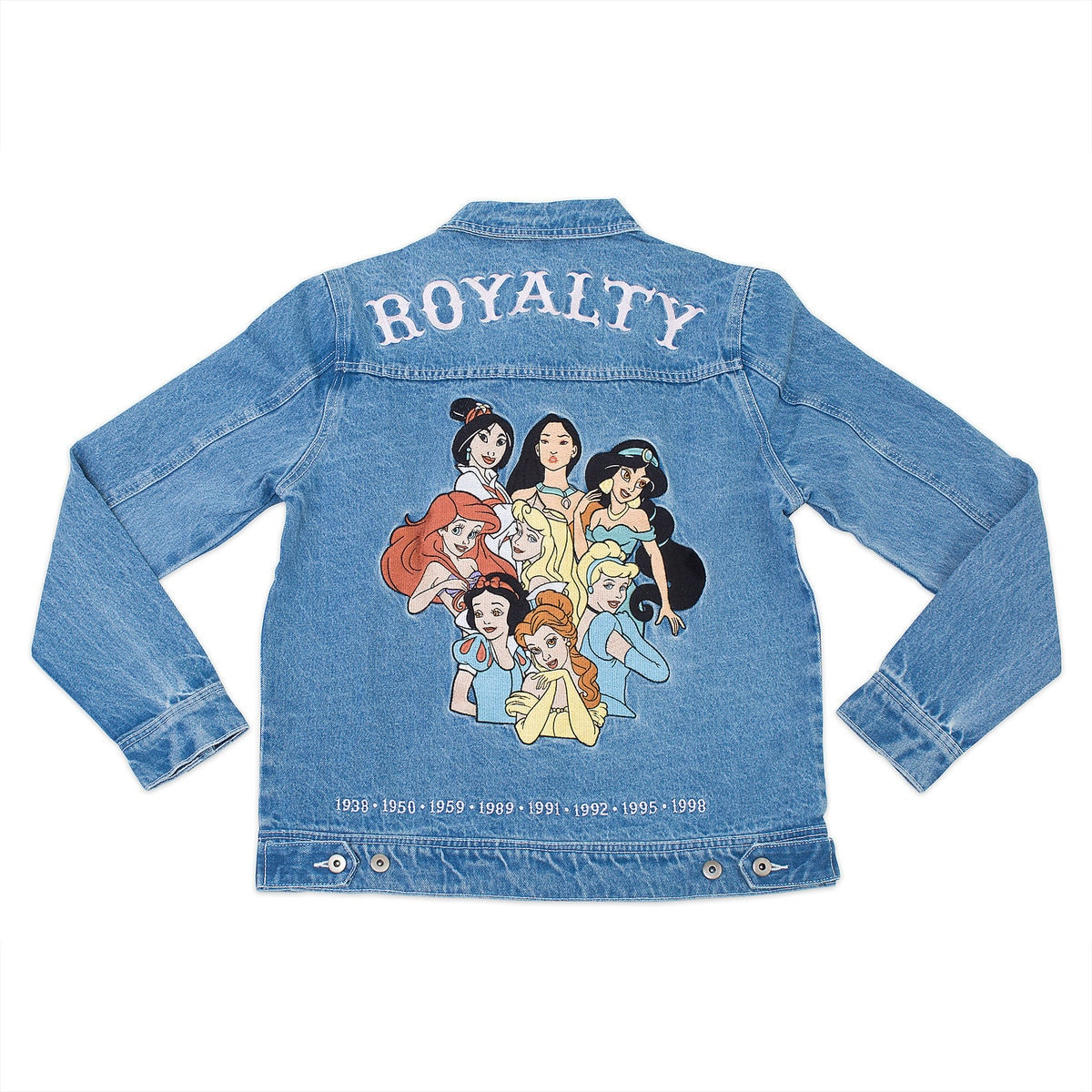 b9a53ed76 Product Image of Disney Princess Denim Jacket by Cakeworthy # 1