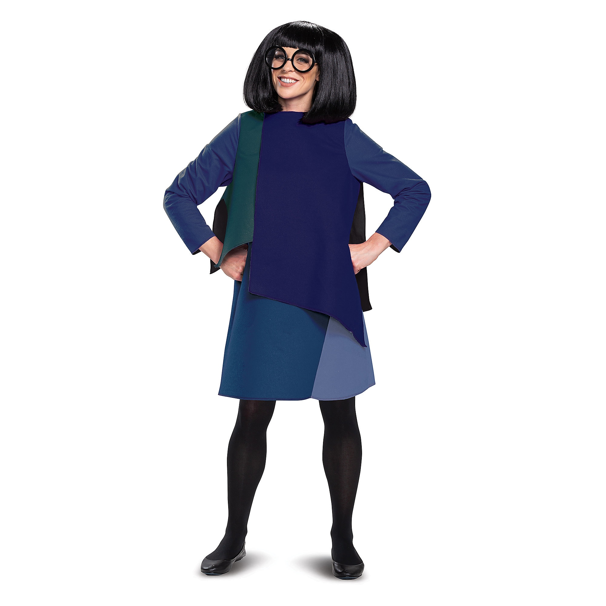 Edna Mode Deluxe Costume for Adults by Disguise - Incredibles 2  sc 1 st  shopDisney & Edna Mode Deluxe Costume for Adults by Disguise - Incredibles 2 ...