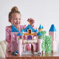 Image of Disney Animators' Collection Deluxe Sleeping Beauty Castle Play Set # 3