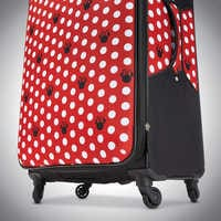 Image of Minnie Mouse Rolling Luggage by American Tourister - Small # 5