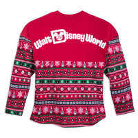 Image of Walt Disney World Holiday Spirit Jersey for Kids # 2