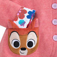 Image of Bambi Hoodie Jacket for Girls - Disney Furrytale friends # 5