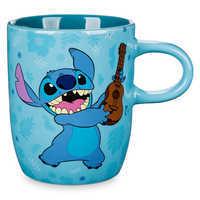 Image of Stitch Ceramic Mug # 1