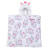 Marie Hooded Towel for Girls - Personalizable