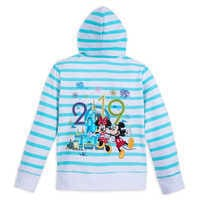 Image of Mickey Mouse and Friends Zip-Up Hoodie for Kids - Walt Disney World 2019 # 2