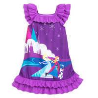 Image of Frozen Nightshirt for Girls # 1