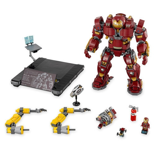 The Hulkbuster: Ultron Edition Playset by LEGO - Marvel's Avengers: Age of Ultron