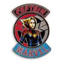 Image of Marvel's Captain Marvel Pin # 1