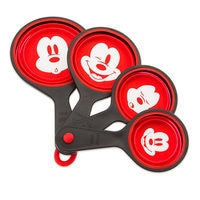 Image of Mickey Mouse Measuring Cup Set - Disney Eats # 1