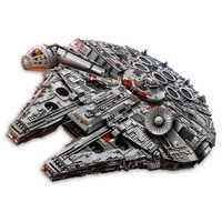 Image of Millennium Falcon Ultimate Collector Playset by LEGO - Star Wars # 3