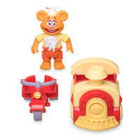 Image of Fozzie Trike & Train - Muppet Babies # 2